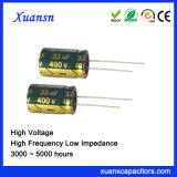 400V de Elektrolytische Condensator van de hoogspanning voor Adapter