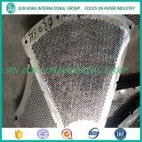 Double disque en acier inoxydable raffineur plaques pour la fabrication du papier machine