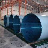 Usine de la vente directe en polycarbonate feuille barrière bruit Twin-Wall creux