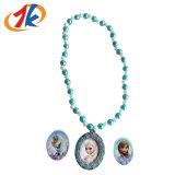 Stuk speelgoed van de Juwelen van de Halsband van het meisje het Plastic voor Bevordering
