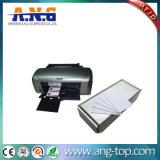 工場Epsonプリンターのための標準的な高品質のインクジェットPVC MIFAREカード