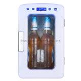 10 리터 AC/DC 열전 냉각기 및 더 온난한 소형 냉장고 (CW-10L)
