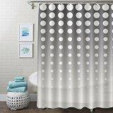 Cuidado fácil cortina de ducha impresos personalizados decorativos para el hogar Decoraciones