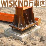 Mini almacenaje prefabricado de la estructura de acero a Netherland