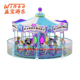 아이들 공원 (C033)를 위한 중국 제조자 오락 장비 Kiddie 회전 목마