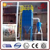 Collettore di polveri industriale del filtrante di Baghouse del getto di impulso della polvere del prodotto chimico asciutto