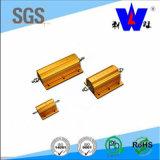Resistor de frenado del resistor Wirewound fijo del poder más elevado Rx24