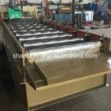 Профиль панели плитки толя шага металла делая машину