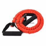 Aptidão da forma do corpo do treinamento da ginástica da ioga da corda da faixa da resistência da correia do estiramento da força da alta qualidade