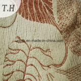 Het Ontwerp van het Blad van de Stof van de Jacquard van Chenille (FTH31015A)