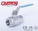 2PCS Wog шаровой клапан из нержавеющей стали с разумной цене