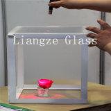 glace en verre Anti-R3fléchissante de construction de 4mm