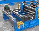 機械を形作るフルオート油圧切断の床のDeckingシートロール