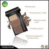 Los colores de la oferta especial 3 impermeabilizan el polvo cosmético permanente de la ceja