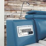 Het moderne Meubilair Fb8152 van het Bed van het Leer van de Kleur van de Stijl Blauwe