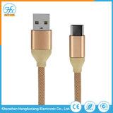 Téléphone Mobile 5V/2.1A C Câble USB de type de données sur le fil du chargeur