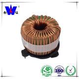 工場価格のコイル誘導器共通のモードのチョークの亜鉄酸塩のリングのコア