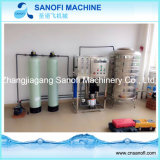 Filtro de areia para o tratamento da água