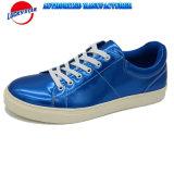 Chaussures occasionnelles de mode neuve avec la couleur Pearlized pour les hommes