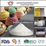 Целлюлоза Carboxyemthyl натрия качества еды от профессионального изготовления CMC&PAC сразу