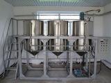 Mini maquinaria refinada da refinação de petróleo da planta da máquina da refinaria de petróleo petróleo