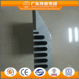 Radiateur en aluminium personnalisé de prix usine de Foshan