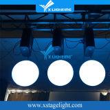 Neue DMX Handkurbel-kinetische anhebende Kugel für Nachtklub-Stab kundenspezifisches Decken-anhebendes Licht
