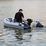 Higt inflables Calidad de la barca de pesca para adulto PVC kayak inflable
