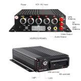 Télésurveillance DVR de la garantie 3G GPS de WDM de véhicule du WiFi 4CH de support mobile d'enregistreur