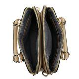 Bolsa da mulher do plutônio do couro da alta qualidade da forma