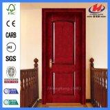 China-preiswerte Übereinkunft-weiße Melamin-Tür-Haut (JHK-MN07)