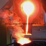 schmelzender Ofen der Stahlinduktions-50kg mit Mittelfrequenzofen
