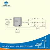 Delicias De-Acs 12V/24V 10A Mc4 controlador de la luz de la calle LED Solar
