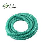高品質適用範囲が広いPVC螺線形の螺旋形の吸引及び排出のホース