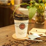 Taza de papel disponible barata superventas de la fábrica para la bebida caliente