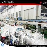Singola linea di produzione dell'espulsione del tubo dell'HDPE PPR del PE dell'estrusore a vite