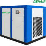 300HP 220kw 2단계 기름 윤활유 두 배 나사 유형 공기 압축기
