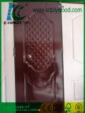 HDFによって形成されるドアの皮によって薄板にされるメラミンペーパー厚さ3mm