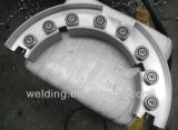 Isdの電気管の管のパイプライン斜角が付く機械装置のBevelerの溝を彫る溝を作ること