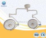 II LEIDENE van de Reeks Chirurgische Shadowless Werkende Lamp 700/500