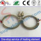 型の機械設備の温度計の熱電対