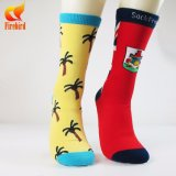 Großhandelsqualität der glücklichen Socke