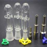 tubo de agua de cristal del colector del néctar de los tubos que fuman de 10mm/14mm/18m m