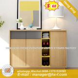 Metal elegante de alta qualidade com revestimento branco gabinete de armazenamento (HX-8ª9775 só)