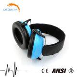 Les enfants bon marché à l'arceau de protection auditive PVC casque antibruit