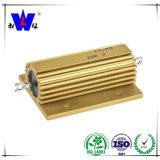 Rx24 Golden Aluminum Encased Wirewound POWER Resistor