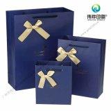 Kundenspezifisches Drucken-verpackenstempelschneidener Papierbeutel für Geburtstag-Geschenk