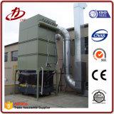 Collettore di polveri pulito automatico del filtro a sacco di applicazione industriale del miscelatore