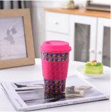 Biodegradable, reutilizable y apto para lavavajillas taza de café (YK-BC4107)