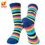 Großhandelszoll-Mann-Kleid-Socken der baumwolle100%